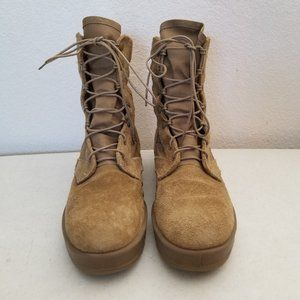 Military Issue Army Hot Weather Combat Boots 7.5W